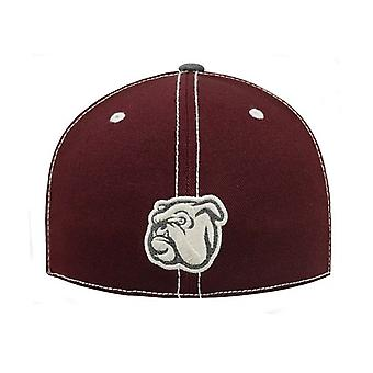 """Mississippi State Bulldogs NCAA TOW """"High Post"""" Memory Fitted Hat"""