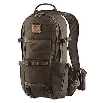 FJALLRAVEN Lappland Hike 15 - Backpack - 47 cm - dark olive green (Green) - F27230-Dark Olive
