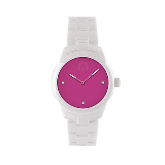 KRAFTWORXS Women's Watch horloge vollemaan keramische kristallen FML 2PW S