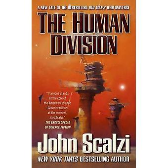 De menselijke deling door John Scalzi - 9780765369550 boek