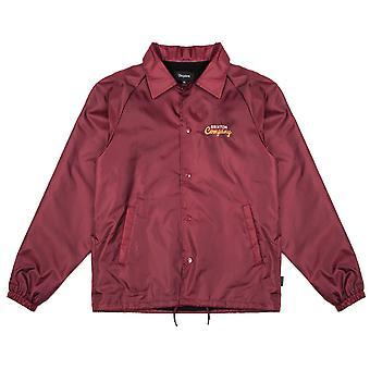 Брикстон Дитмар ветровка куртка красный