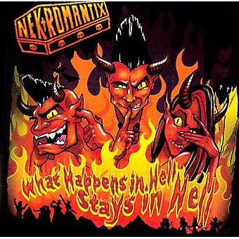 Nekromantix - What Happens in Hell Stays in Hell [Vinyl] USA import