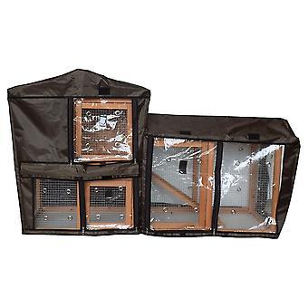 Charles Bentley Deluxe Guinea Pig Rabbit Hutch Cover Bentley Cage