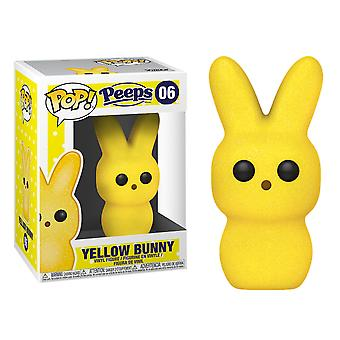 Peeps Yellow US Exclusive Pop! Vinyl