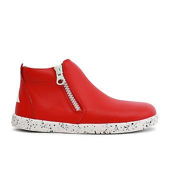 Bobux Kid + jongens Tasman laarzen rood