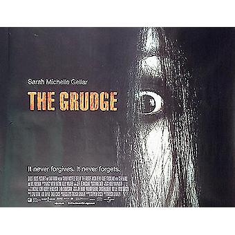 The Grudge (Double Sided) Original Cinema Poster