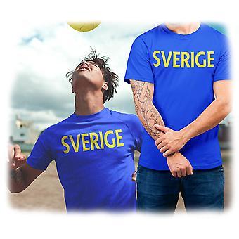 Suécia Blue T-shirt