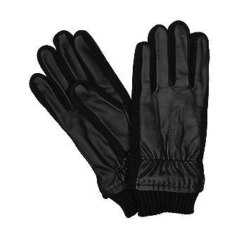 Bugatti men's gloves gloves WINDSTOPPER black 6455