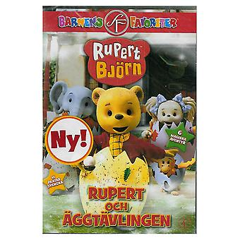 Rupert Björn-DVD-Rupert und der Eierwettbewerb