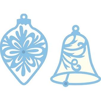 Marianne Design  Bell and Bauble Creatable Die, Blue