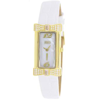 Jivago Women's Charmante White MOP Dial Watch - JV1414