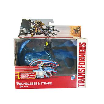 Dino Jouster Bumblebee & Strafe Speakers
