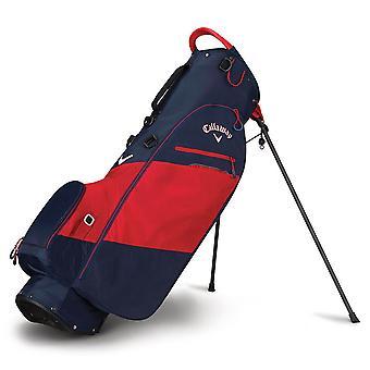 Callaway Golf Unisex Hyperlite Zero 4 Way Stand Bag