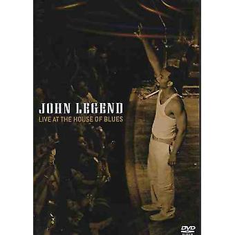 John Legend - Live på House of Blues [DVD] USA importen