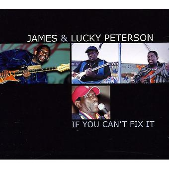 James Peterson & Lucky - If You Can't Fix It [CD] USA import