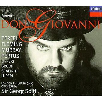 Fleming/Terfel/Solti/London Philharmonic Orch. - Mozart: Don Giovanni [1996 Live Recording] [CD] USA import