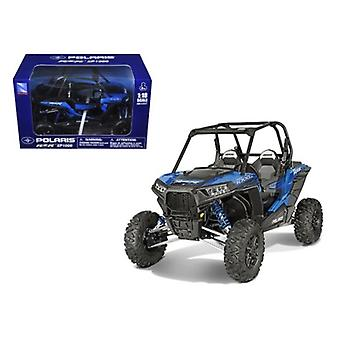 Polaris RZR XP 1000 Dune Buggy Woodoo Blue 1/18 Model by New Ray