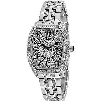 Christian Van Sant Women's Silver Dial Watch - CV0260