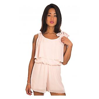 Odelle Frill Playsuit In
