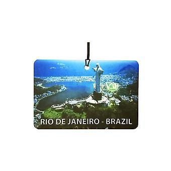 Rio De Janeiro - Brasilien bil luftfräschare