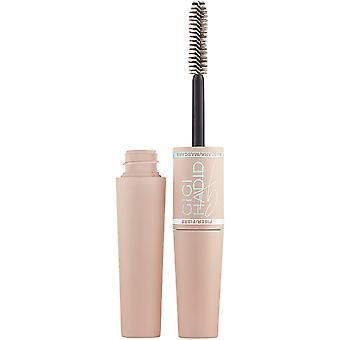 Maybelline Gigi Hadid fiber mascara 5ml sort/Noir + fiber 0,5 g