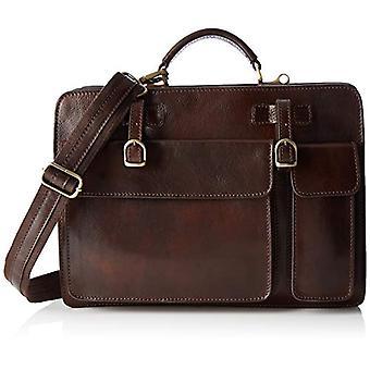 All-Fashion Hair Cbc18214gf22 Unisex Adult Brown Hand Bag (Moor's Head) 9x26x37 cm (W x H x L)