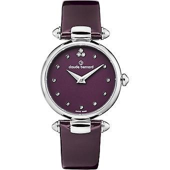 Claude Bernard - Wristwatch - Women - Dress Code - 20501 3 VIODN