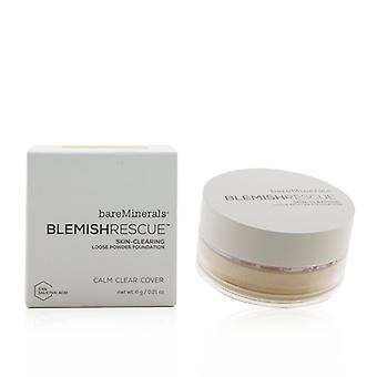 Bareminerals Blemish Rescue Skin Clearing Loose Powder Foundation - # Neutral Medium 3n - 6g/0.21oz