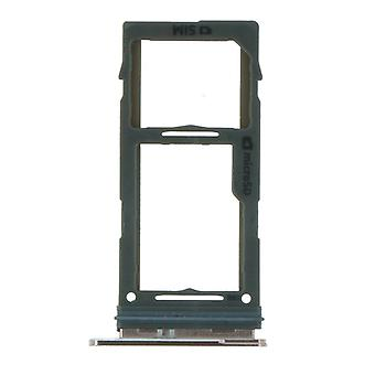 Gold Single SIM Card Tray For Samsung Galaxy S10/S10 Plus