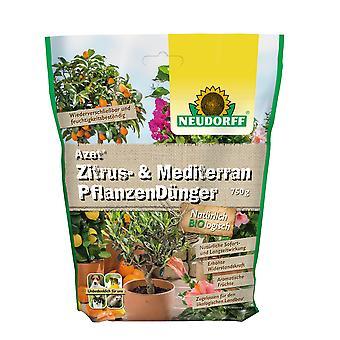 NEUDORFF Azet® Citrus & Mediterranean plantsFertilizer, 750 g