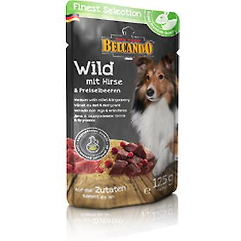 Belcando Venison With Millet And Lingonberry (Dogs , Dog Food , Wet Food)