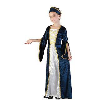 Bristol Novelty Childrens/Girls Regal Princess Costume