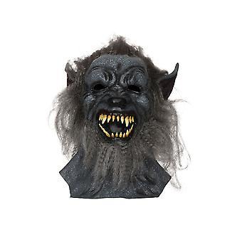 Bristol Neuheit Unisex Erwachsene haarige Werwolf Maske