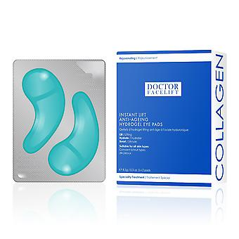 Doctor facelift instant lift anti-ageing hydrogel eye pads