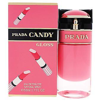 Prada Candy Gloss Eau de Parfum Spray 50ml