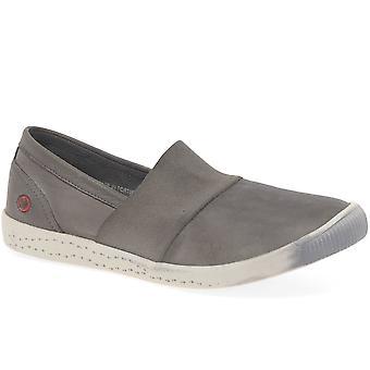 Softinos Ino Womens Casual Slip On Shoes