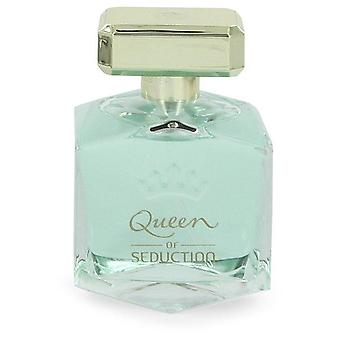 Queen Of Seduction Eau De Toilette Spray (Tester) By Antonio Banderas 2.7 oz Eau De Toilette Spray