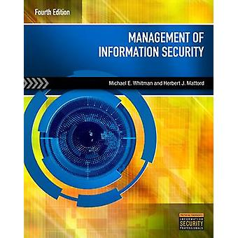 Management of Information Security by Michael Whitman - 9781285062297