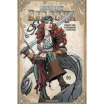 Legenderry Red Sonja - A Steampunk Adventure Vol. 2 TP by Marc Andreyk