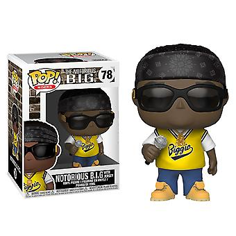Notorious B.I.G. Notorious B.I.G. with Jersey Pop! Vinyl