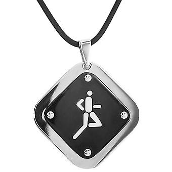 Akzent 002600000060 - Women's necklace - stainless steel