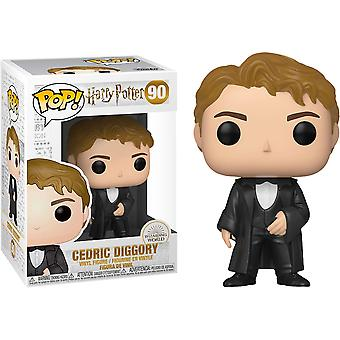 Harry Potter Cedric Diggory Yule Pop! Vinyl