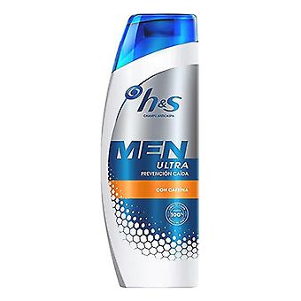 Anti-Hair Loss Shampoo H&s Men Ultra Head & Shoulders (600 ml)