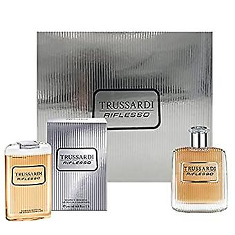 Trussardi Riflesso Gift Set 100ml EDT + 100ml Deodorant Spray + 200ml Duschgel