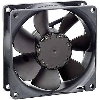 EBM Papst 8412 NGLV Axial fan 12 V DC 30 m³/h (L x W x H) 25.4 x 80 x 80 mm
