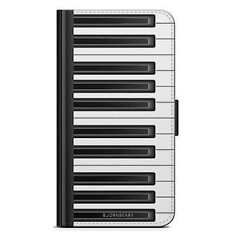 Bjornberry Case Samsung Galaxy S5/S5 Neo-Piano