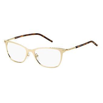 Marc Jacobs Marc 64 TAV Gold Glasses