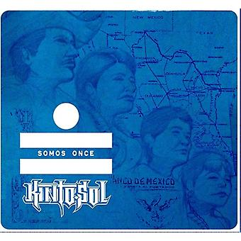 Kinto Sol - Somos Once [CD] USA import
