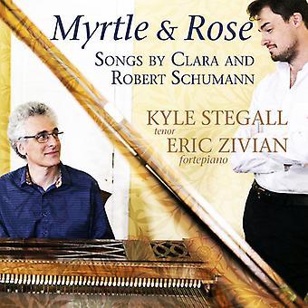 Myrtle & Rose [CD] USA import
