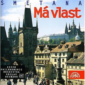 B. Smetana - Smetana: My Country [CD] USA import